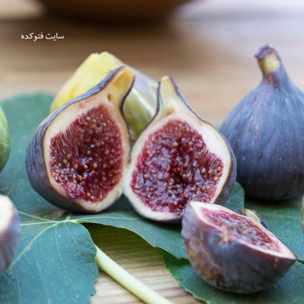 انجیر از چاق کننده ترین میوه ها + چه میوه هایی باعث چاقی میشود