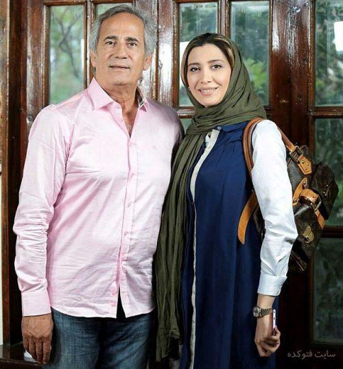عکس مجید مظفری و دخترش + بیوگرافی و عکس جدید