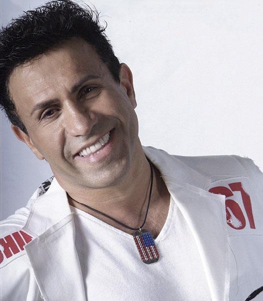 بیوگرافی محمد خردادیان رقاص معروف