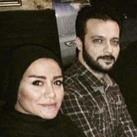 محمد سلوکی و همسرش نسیم + بیوگرافی کامل