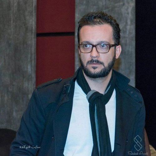 عکس محمد سلوکی مجریو بازیگری + زندگی شخصی و ممنوع الکاری