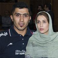 بیوگرافی مجتبی میرزاجانپور و همسرش نیلوفر ابراهیمی + زندگی
