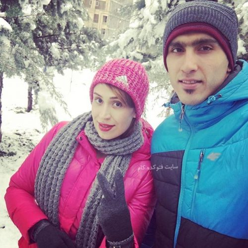 عکس و بیوگرافی مجتبی میرزاجانپور و همسرش + زندگینامه کامل