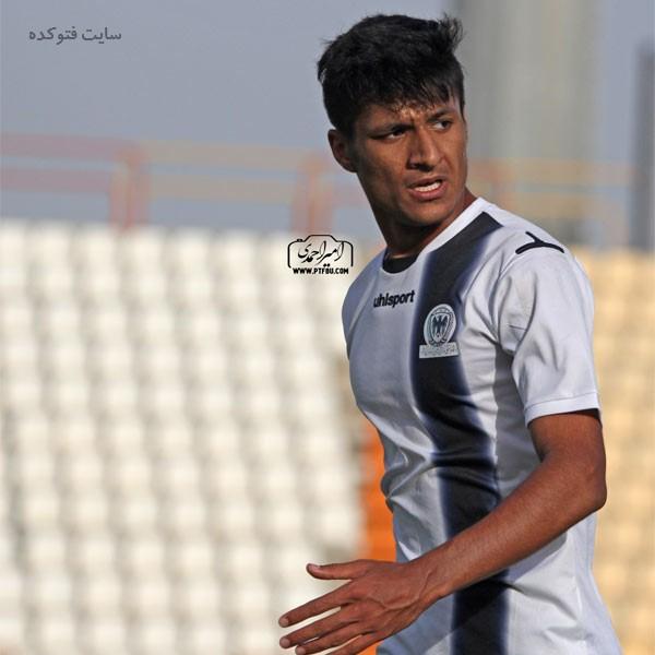 عکس های محمد محبی فوتبالیست + بیوگرافی
