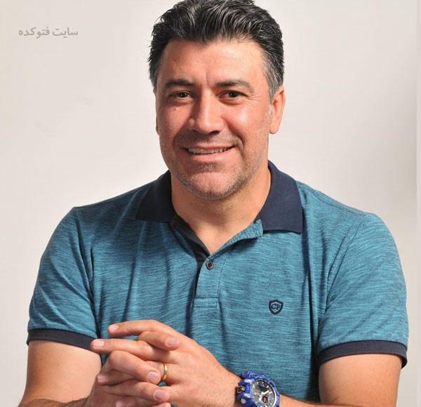 عکس و بیوگرافی محمد نوازی فوتبالیست استقلال