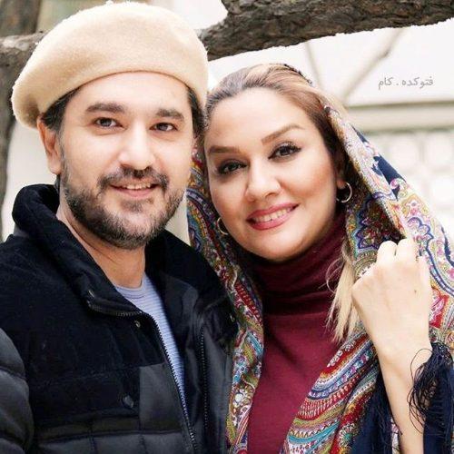 عکس امیرحسین مدرس و همسرش بهار بهاردوست + بیوگرافی کامل