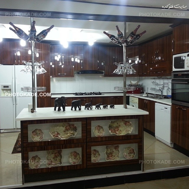 جدیدترین مدل کابینت ایرانی 2015,مدل کابینت آشپزخانه ایرانی 2015,مدل جدید کابینت آشپزخانه,عکس کابینت آشپزخانه 2015,رنگ کابینت آشپزخانه 94,مدل کابینت 2015