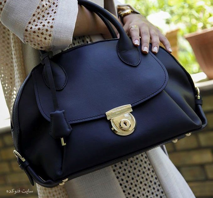 مدل کیف چرم زنانه شیک و جدید 2017 + نحوه شناخت چرم طبیعی