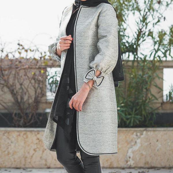 مدل مانتو عید ۹۹ ساده و شیک