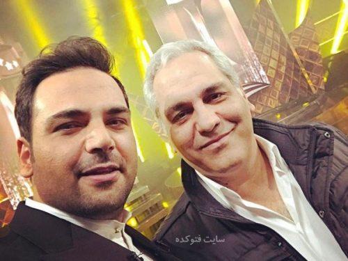 عکس مهران مدیری و احسان علیخانی + بیوگرافی کامل