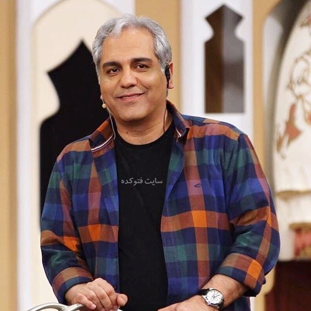 عکس و بیوگرافی مهران مدیری