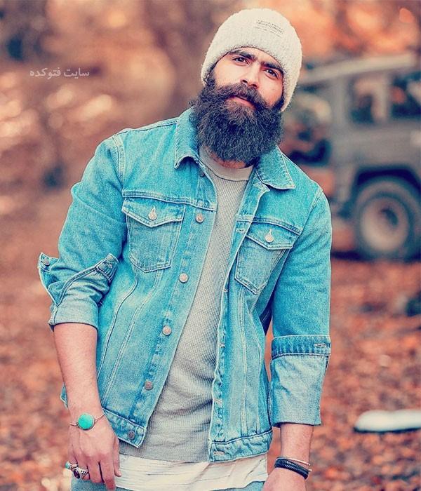 بیوگرافی معین زد خواننده با عکس های شخصی