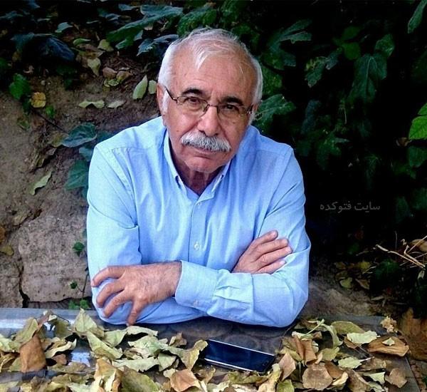 عکس های محمد علی بهمنی شاعر + داستان زندگی شخصی