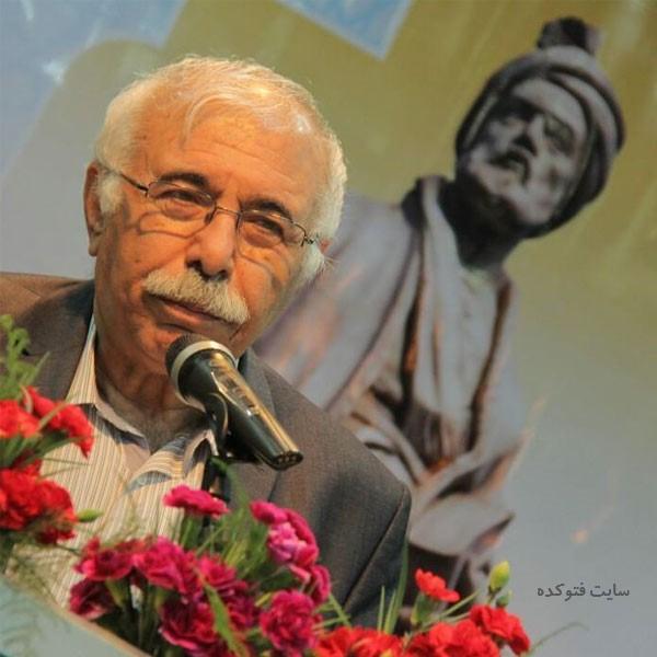 عکس و بیوگرافی محمد علی بهمنی شاعر