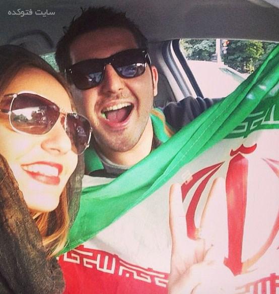 عکس محمدرضا غفاری و مهناز افشار + بیوگرافی