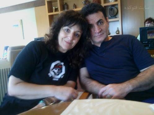 همسرمحمد بنا (خارجی) که جدا شدند + بیوگرافی کامل