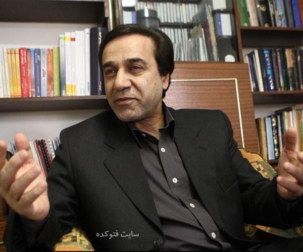 mohammad golriz photokade com 2 - بیوگرافی محمد گلریز خواننده + داستان زندگی و همسرش