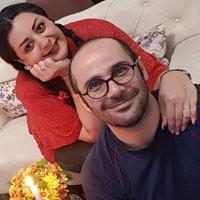 بیوگرافی محمد هادی عطایی و همسرش + زندگی شخصی