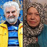 بیوگرافی محمد متوسلانی و همسرش + زندگی شخصی هنری