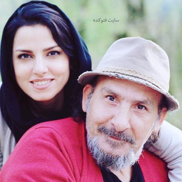 عکس و بیوگرافی محمدرضا داوودنژاد بازیگر
