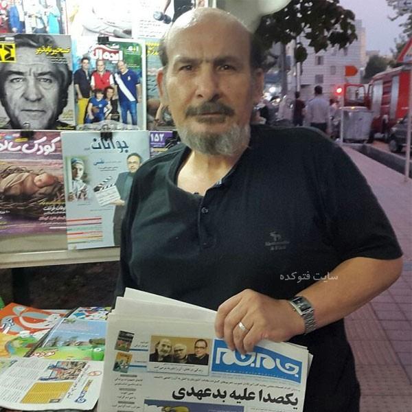 عکس های محمدرضا داوود نژاد