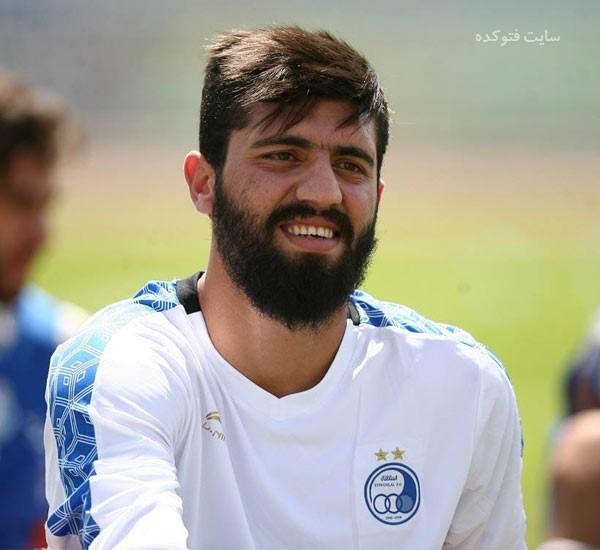 بیوگرافی محمد دانشگر بازیکن فوتبال