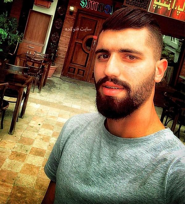 عکس های محمد دانشگر فوتبالیست + بیوگرافی کامل