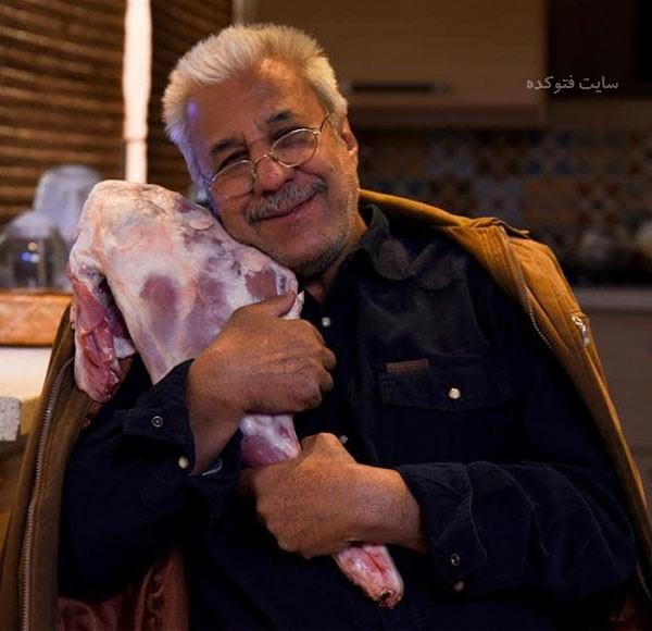 محمد فیلی بازیگر با عکس و زندگینامه شخصی