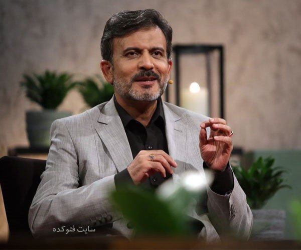 بیوگرافی محمدرضا شهیدی فرد مجری