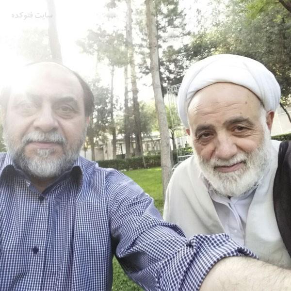 بیوگرافی آیت الله محسن قرائتی و استاد ازغدی
