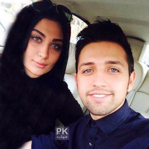 عکس محسن افشانی و همسرش + زندگینامه