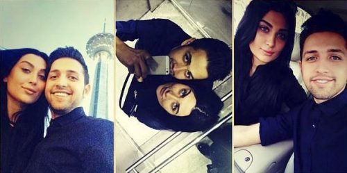 عکس همسر محسن افشانی + ازدواج و بیوگرافی