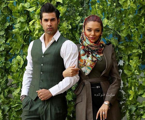 بیوگرافی محسن فروزان و همسرش نسیم نهالی