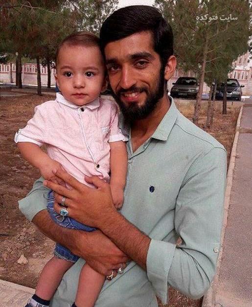 عکس محسن حججی و پسرش علی + زندگینامه شخصی