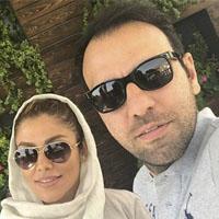 بیوگرافی محسن خلیلی و همسرش + زندگی شخصی فوتبالی