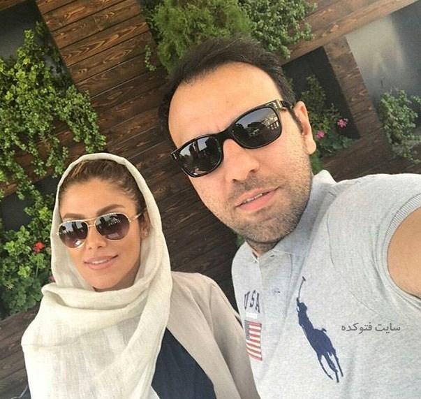 عکس محسن خلیلی و همسرش +  بیوگرافی کامل