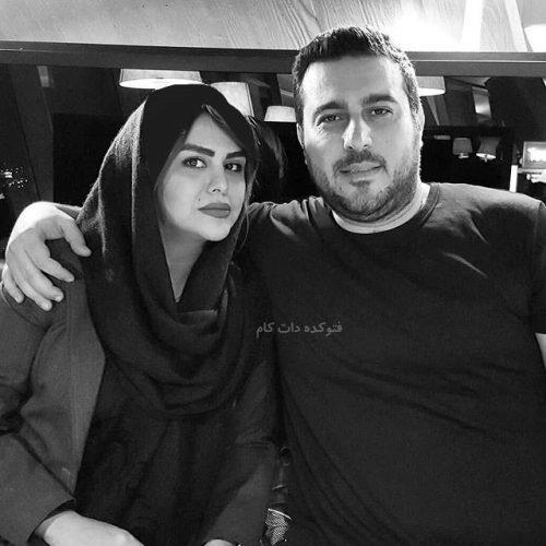 همسر محسن کیایی , بیوگرافی محسن کیایی و همسرش سهیلا امیرحسینی