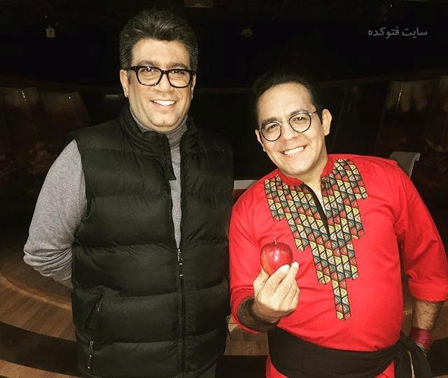 عکس محسن میرزازاده و رضا رشیدپور + بیوگرافی