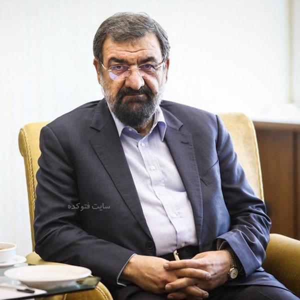 بیوگرافی محسن رضایی دبیر مجمع تشخیص مصلحت نظام