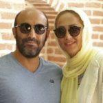 محسن تنابنده و همسرش روشنک گلپا با بیوگرافی