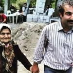 جنجال عکس محسن تنابنده و خاله عسل