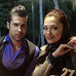 محسن فروزان و همسرش نسیم نهالی + بیوگرافی