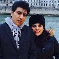 مژگان بیات و همسرش با عکس و بیوگرافی