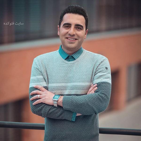 بیوگرافی مجتبی ساعی گزارشگر فوتبال تبریز