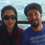 مجتبی عابدینی شمشیر باز و همسرش + بیوگرافی
