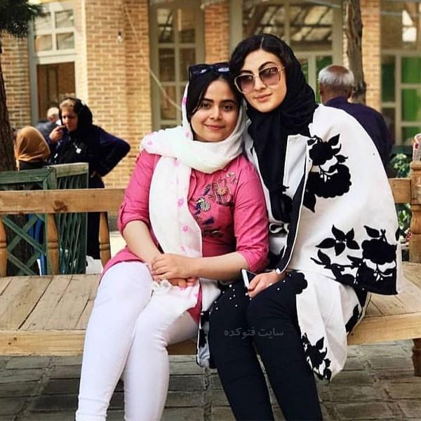 عکس های مریم مومن بازیگر سریال بانوی عمارت