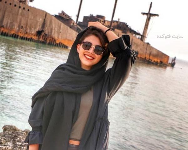 Mona Eskandari بازیگر زن