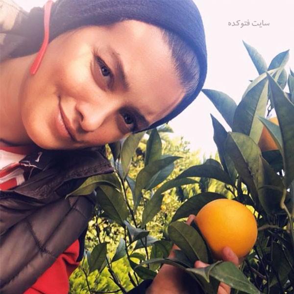 مونا بانکی پور همسر اول امین حیایی با عکس های جدید