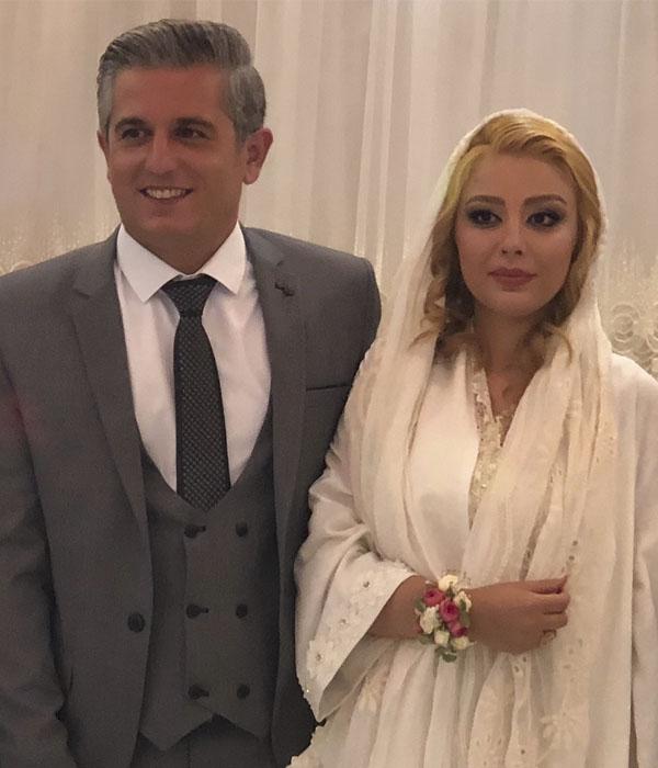 همسر مونا غمخوار آقای فرید یوسف پور + بیوگرافی کامل