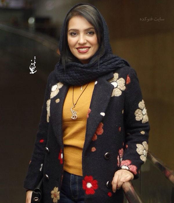 بیوگرافی مونا کرمی بازیگر با عکس های جدید